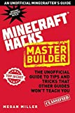 img - for Minecraft   Hacks Master Builder: The Unofficial Guide to Tips and Tricks That Other Guides Won't Teach You book / textbook / text book