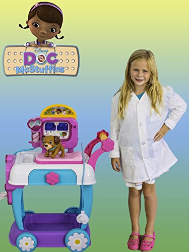 Assistant Doc McStuffins Hospital Care Cart