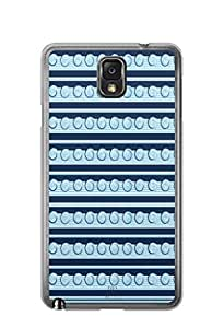 YuBingo Circles and Stripes Mobile Case Back Cover for Samsung Note 3
