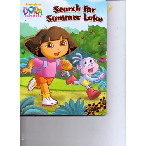 Dora the Explorer Search for Summer Lake: Nick Jr / Viacom