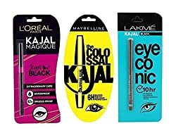 no.1 black eyeconic kajal