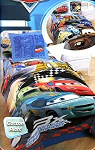 Jay Franco & Sons, Inc. Disney Pixar Cars Full Reversible Comforter Set at Sears.com