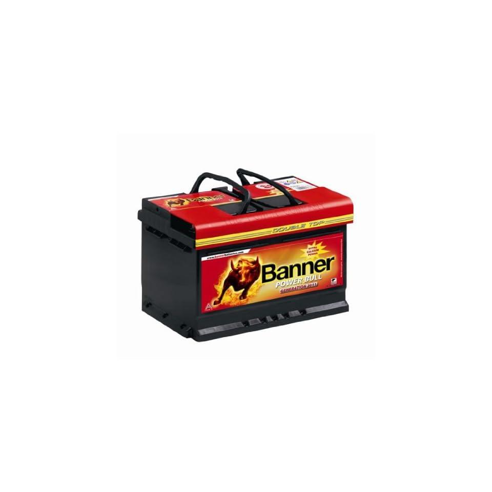 Autobatterie Starterbatterie Banner Power Bull 12V 95Ah 760A P9533