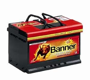 Starterbatterie Banner P74 05 74 Ah 700A