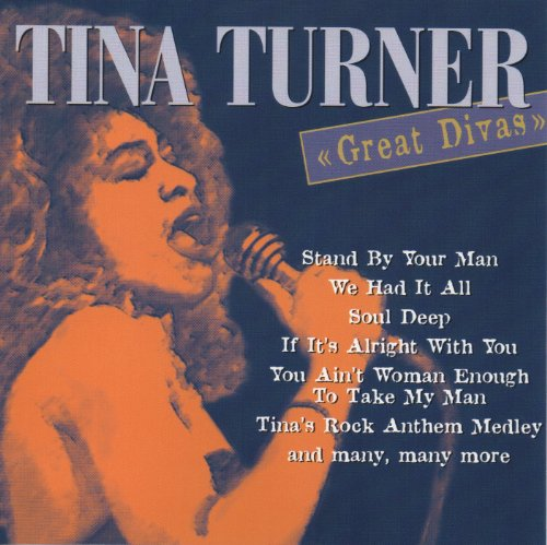 Tina Turner-Great Divas-CD-FLAC-1997-NBFLAC Download