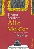 Alte Meister: Graphic Novel