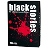 "Moses 2124 - black stories 1von ""Moses"""