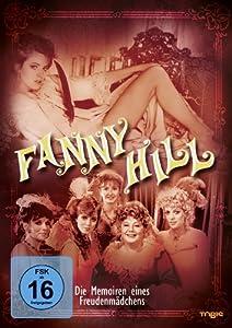 Fanny Hill ( Fanny Hill - Die Memoiren eines Freudenmädchen )  ( John Cleland's Fanny Hill: Memoirs of a Woman of Pleasure ) [DVD]