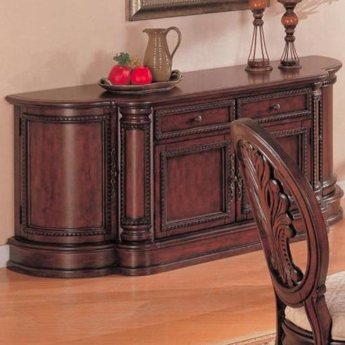 Cheap Tabitha-Cherry Buffet by Coaster (101034B)