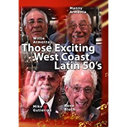 Those Exciting West Coast Latin 50's