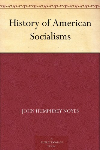 History of American Socialisms PDF