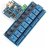 SainSmart iMatic 8 Channels WIFI Network IO Controlleur pour Arduino Relay Android IOS