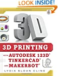 3D Printing with Autodesk 123D, Tinke...