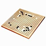 Wooden Go Set with 12