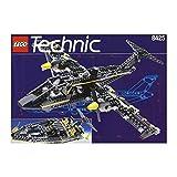 LEGO Technic 8425 Black Hawk Aircraft & Speedboat 1996 RARE Flugzeug - LEGO