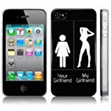 "TERRAPIN LUXURY IPHONE 4 / IPHONE 4G ""MY GIRL, YOUR GIRL"" BACK COVER CASE / SHELL / SHIELDby TERRAPIN"