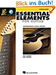 Essential Elements for Guitar, Book 1...