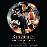 Kingsman: The Secret Service CD, Import