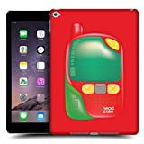 Head Case Designs Ringer Toy Gadgets Protective Snap-on Hard Back Case Cover for Apple iPad Air 2