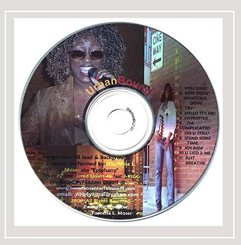 Epiphany's Groove - Urbanbound