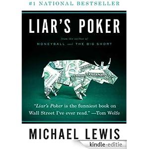 liars poker michael lewis amazon