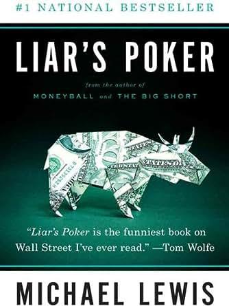 liars poker amazon uk