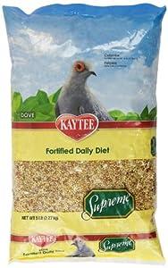 Kaytee Supreme Food for Dove, 5-Pound
