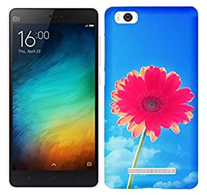 WOW 3D Printed Designer Mobile Case Back Cover For Xiaomi Mi 4i
