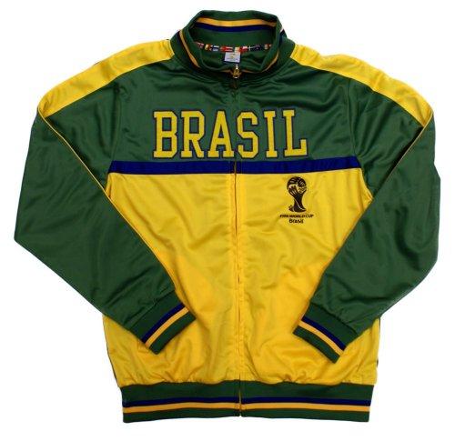 2014 Fifa World Cup: 2014 FIFA World Cup Brazil Track Jacket FIFA0055
