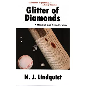 """Glitter of Diamonds"" by N. J. Lindquist :Book Review"