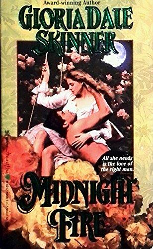 Midnight Fire (Heartfire Historical Romance)
