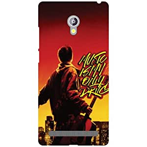 Asus Zenfone 6 A601CG Printed Mobile Back Cover