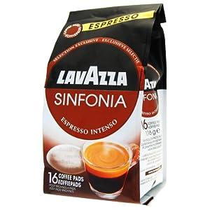 Find Lavazza Sinfonia Espresso Intenso, 16 Coffee Pods - Luigi Lavazza S.p.A.
