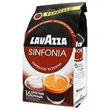Lavazza Sinfonia Espresso Intenso for Senseo, 16 Coffee Pods