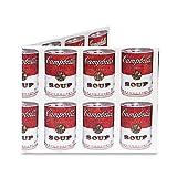 (3x4) Campbells Soup Tyvek Mighty Wallet