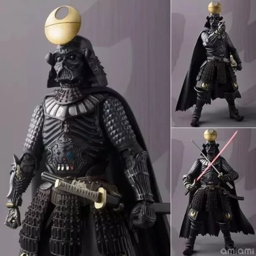 Star Wars Bandai MOVIE REALIZATION Darth Vader Sic Samurai Taisho Action Figure