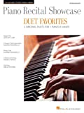 img - for Piano Recital Showcase - Duet Favorites: National Federation of Music Clubs 2014-2016 Selection 1 Piano, 4 Hands/Intermediate Level (Hal Leonard Student Piano Library) book / textbook / text book