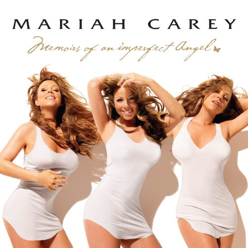 Original album cover of Memoirs Of An Imperfect Angel by Mariah Carey