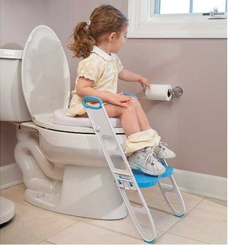 Potty Toilet Training Pee Chair Seat Paded Kids Child