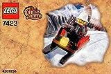 Lego Orient Expedition Mountain Sleigh (7423)