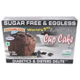 Sugarless Bliss Chocolate Cup Cake Black Currant, 160g