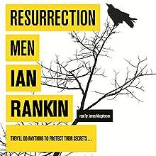Resurrection Men (       UNABRIDGED) by Ian Rankin Narrated by James Macpherson