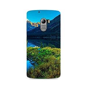 TAZindia Designer Printed Hard Back Case Mobile Cover For Lenovo K4 Note