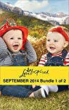 Love Inspired September 2014 - Bundle 1 of 2: Her Montana Twins\Small-Town Billionaire\Stranded with the Rancher