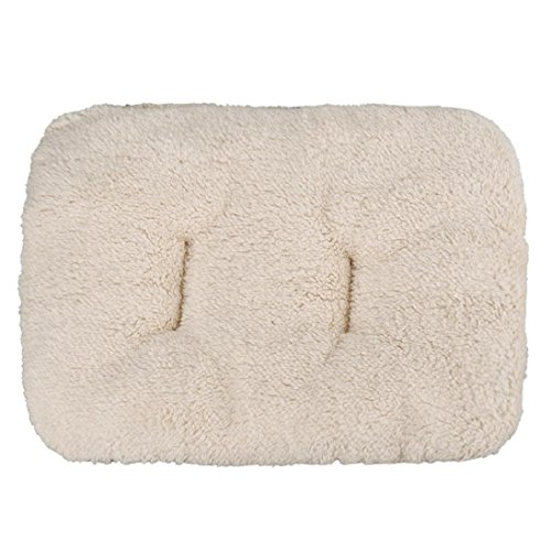 AutumnFall® Dog Blanket Pet Fleece Cushion Dog Cat Bed Soft Warm Sleep Mat (C)