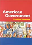 By Ethel Wood - Steck-Vaughn American Government: Hardcover Student Edition: 1st (first) Edition