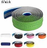 フィジーク(FIZIK)パフォーマンス クラシック バーテープ メタルブルー 【BT04 A0 0005】