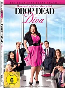 Drop Dead Diva - Die komplette erste Season [3 DVDs]