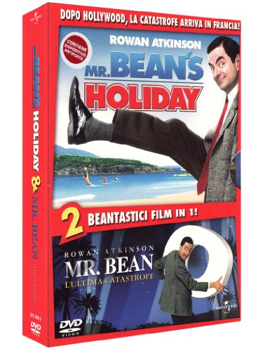 Mr. Bean's holiday + Mr. Bean - L'ultima catastrofe [2 DVDs] [IT Import]