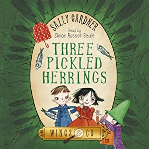 Three Pickled Herrings Audiobook